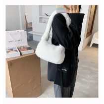 Fashion One Shoulder Fur Versatile Crossbody Bag RH-2037