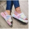 Flat non-slip indoor all-round comfortable sandals outdoor casual ladies ZH1001